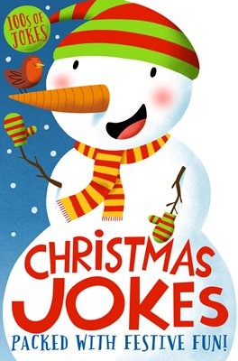 Book cover for Christmas Jokes